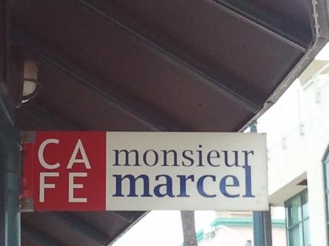 Café Monsieur Marcel