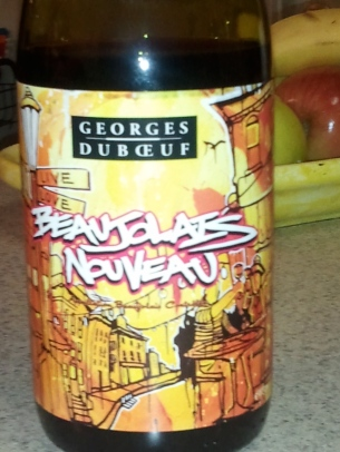 Beaujolais Nouveau Artwork by Mr. Kaves