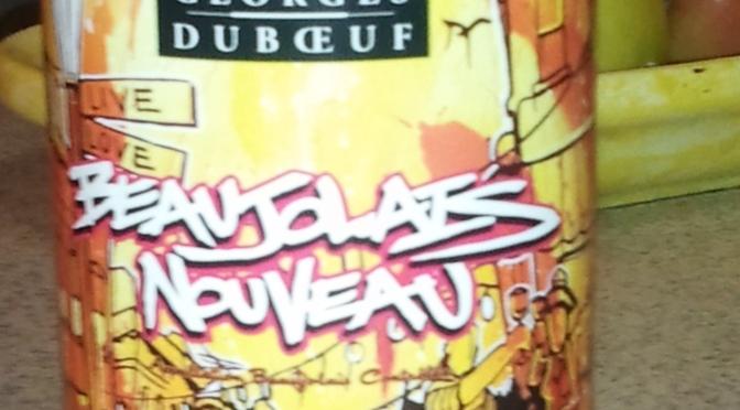 Georges Duboeuf's Beaujolais Nouveau -2011