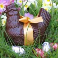 The French Easter Bunny is...a Hen!