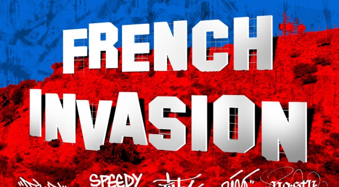 French Invasion @ Fabien Castanier Gallery