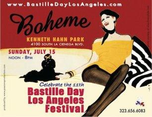 Bastille Day Los Angeles 2012