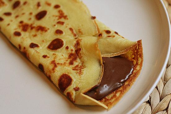 Résultats de recherche d'images pour «crêpes nutella»