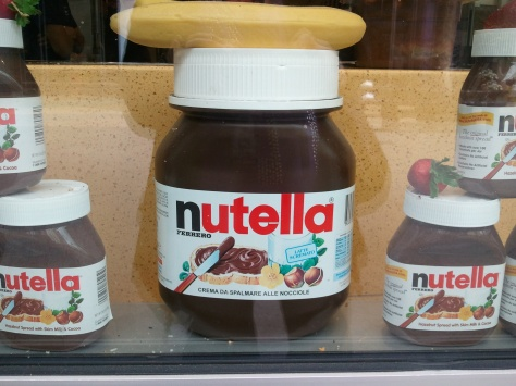 Nutella's World Largest Jar!
