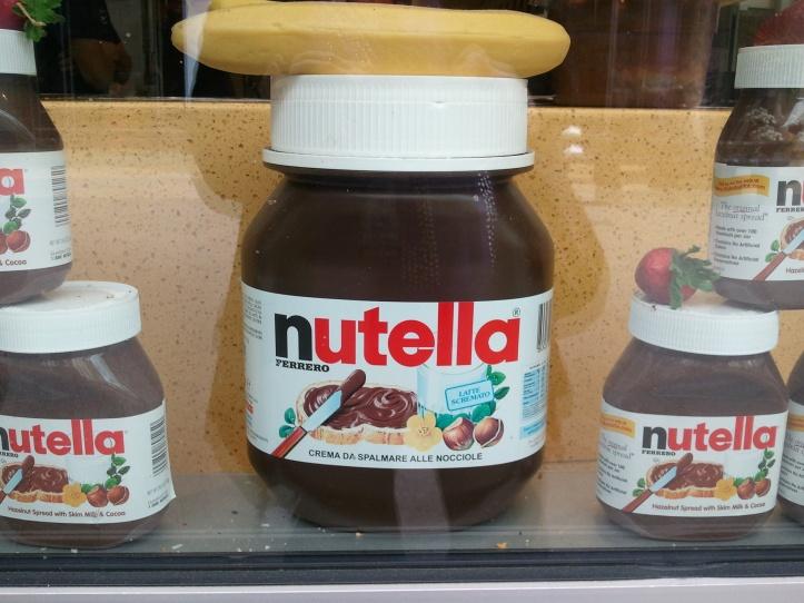 Nutella's World Largest Jar!