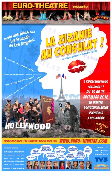 La Zizanie au Consulat - Updated