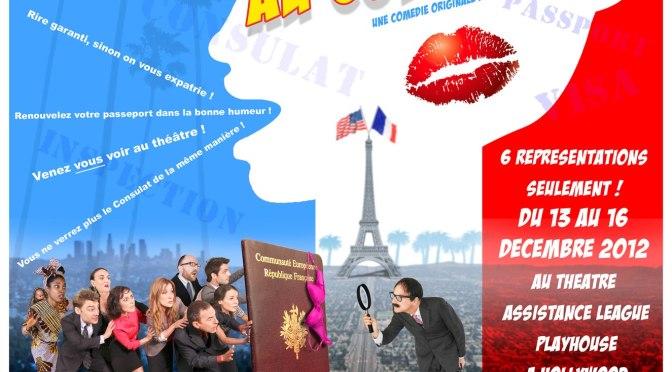 Euro-Théatre est de retour: La Zizanie au Consulat!