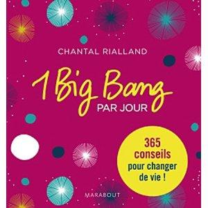 1 Big Bang Par Jour – 365 Conseils pour changer de vie! Chantal Rialland