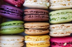 Macarons Stacked