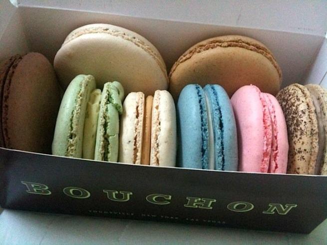 Macarons Bouchon