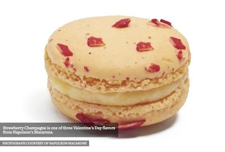 Napoleon Macarons