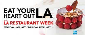 L.A Restaurant Week with a French Twist!