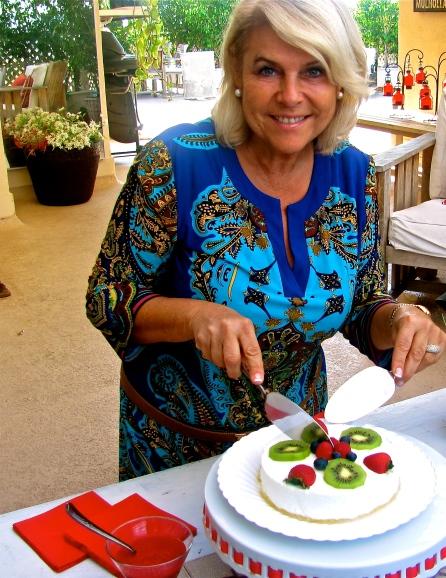 Michèle La Porta /Starlette Cake