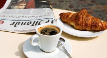 Croissant Cafe San Rafael Menu