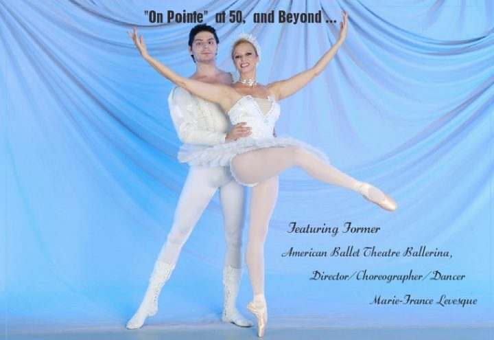 On Pointe at 50 & Beyond