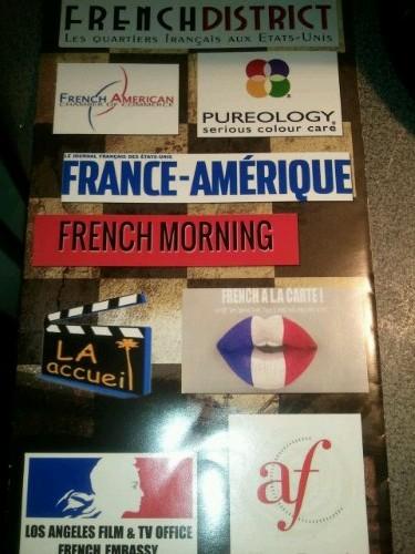 French Media in LA