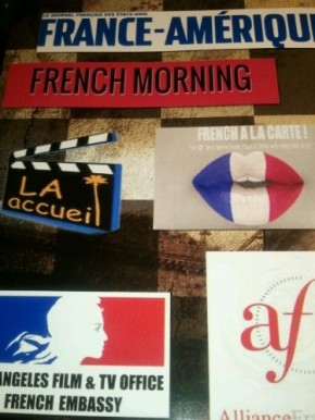 In Good Company… French Media in LA!
