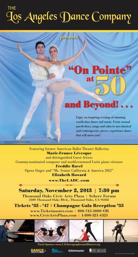 On Pointe @ 50 and Beyond!