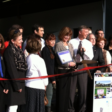 LILA Burbank Ribbon Cutting Ceremony