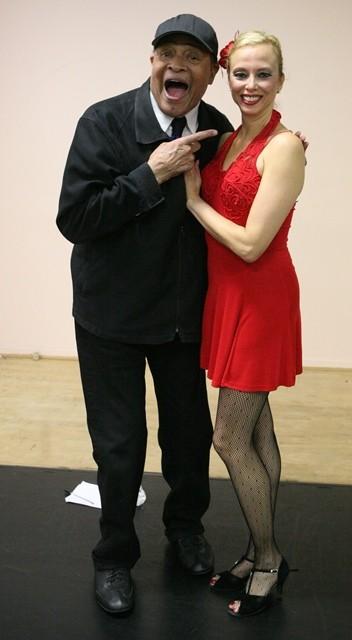 Al Jarreau & Marie France Levesque