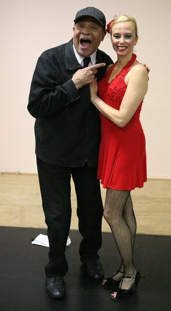 Al Jarreau & Marie France Levesque