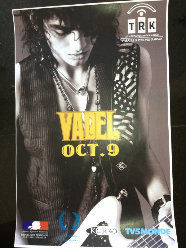Vadel Makes US Debut in Los Angeles!