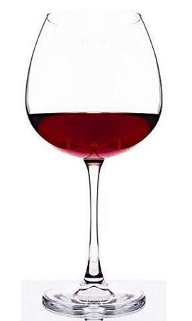 French Bistro Wine Glass