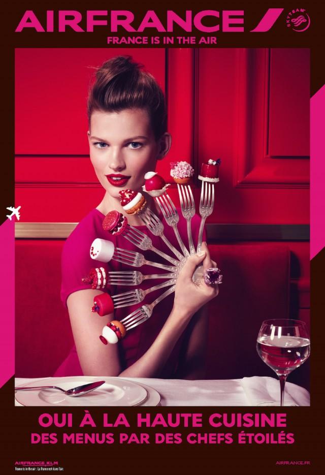 AirFrance-Franceisintheair  cuisine