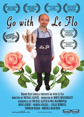 Go with Le Flo! German/French Romantic Comedy Premieres in L.A  April 11,12 &13!