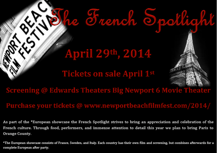 The French Spotlight NBFF 2014