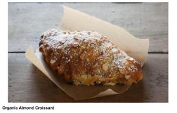 FROGS Organic Almond Croissant