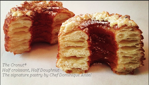 Cronut™ from Beauvais to New York and when in LA!?