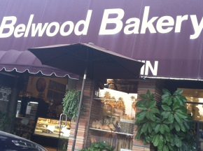 Belwood Bakery on the Blvd in Studio City!