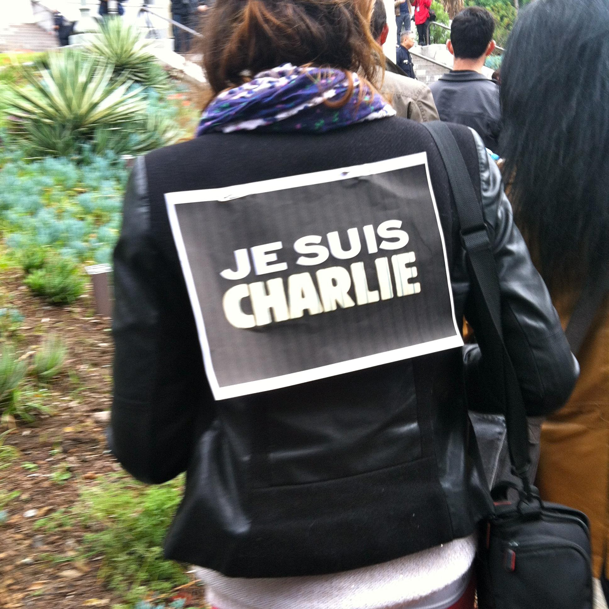 Je suis Charlie LA