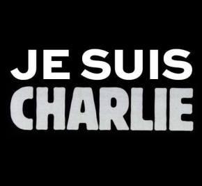 Je suis Charlie  #soutienpourcharliehebdo LosAngeles