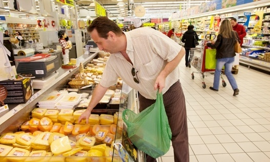 France to Force Big Supermarkets to Give Away Unsold Food to Charity