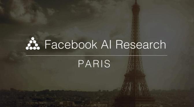 Facebook Opens International Research Center in Paris
