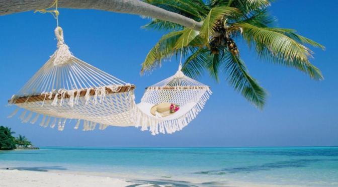"""Monoi Oil or """"Fleur de Tahiti""""  is Summer in a Bottle!"""