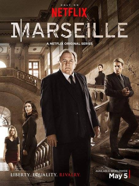 Marseille Netflix French Series