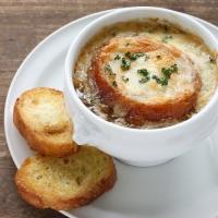 Soupe à l'Oignon Gratinée aka. French Onion Soup