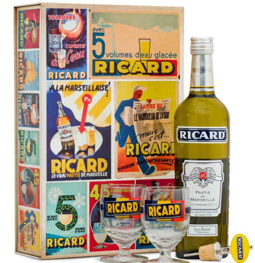 Ricard Pastis Bastille Box