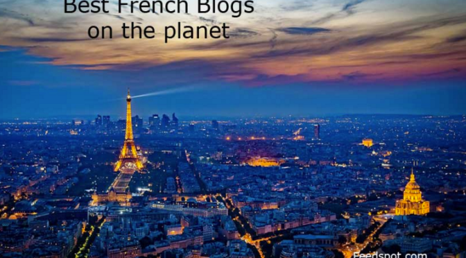 French A L.A Carte USA Top 100 French Blog Winner!