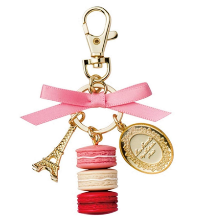 Macaron Keychain