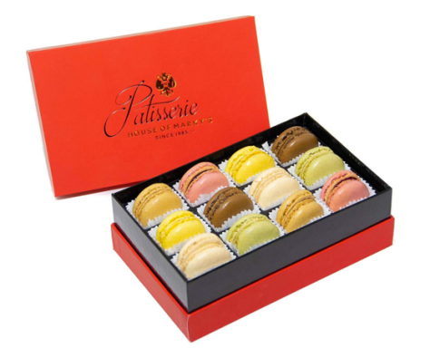 Macarons from France