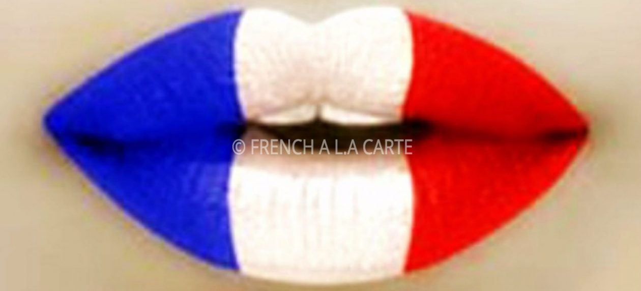 FRENCH A L.A CARTE BLOG USA ©