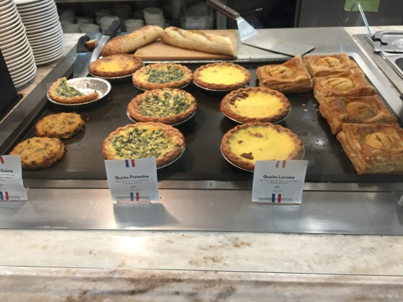 La Madeleine mini quiches