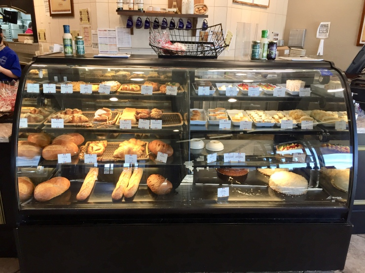 La Madeleine pastries