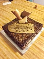 Main Street Bakery Opera cake