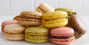 Natural Macarons
