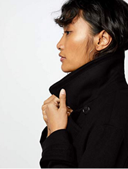 Trench Coat Collar